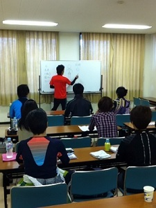 Nagoya runnning seminar�@.JPG