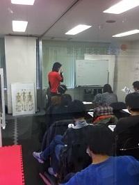 running sseminar imanishi.JPG